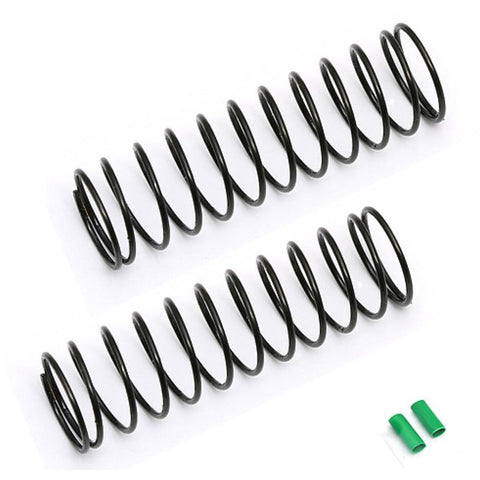 ASSOCIATED 12mm Rear Springs, green, 2.00 lb - Hearns Hobbies Melbourne - ASSOCIATED