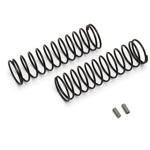 ASSOCIATED 12mm Rear Springs, gray, 2.20 lb - Hearns Hobbies Melbourne - ASSOCIATED