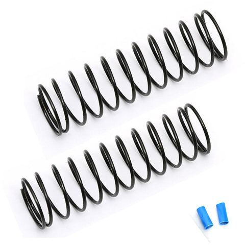 ASSOCIATED 12mm Rear Springs, blue, 2.30 lb - Hearns Hobbies Melbourne - ASSOCIATED