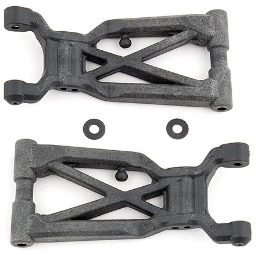 ASSOCIATED Rear Arms, hard for ,B64, (ASS92049)