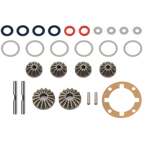 ASSOCIATED Gear Diff Rebuild, metal for ,B64, (ASS92077)