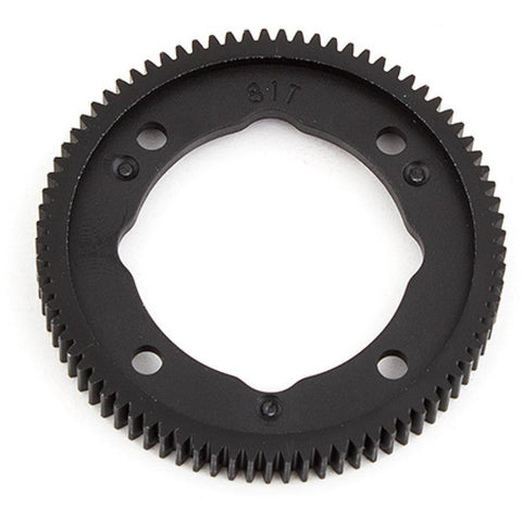 ASSOCIATED Spur Gear, 81T 48P for ,B64, (ASS92085)