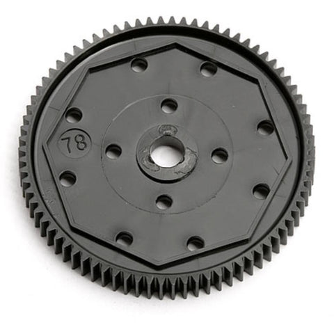 ASSOCIATED Spur Gear, 78T 48P for ,B64, (ASS9652)