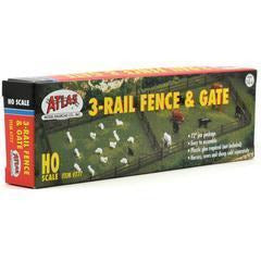 ATLAS Rustic Fence and Gate Kit