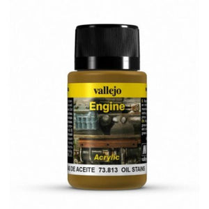 VALLEJO  Weathering Effects Oil Stains (av73813)