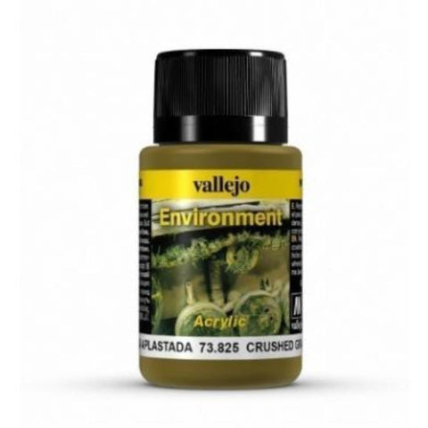 VALLEJO Weathering Effects Crushed Grass 40ml (AV73825)
