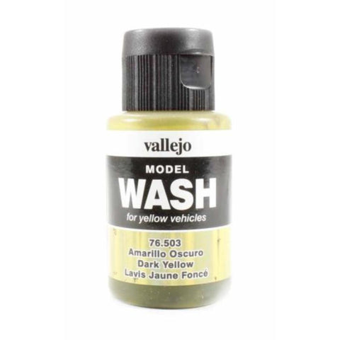 VALLEJO Model Wash Dark Yellow 35ml (AV76503)
