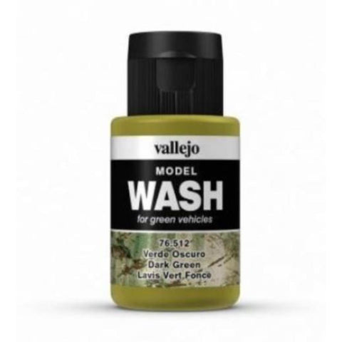 VALLEJO Model Wash Dark Green 35ml (AV76512)