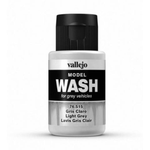VALLEJO Model Wash Light Grey 35ml (AV76515)
