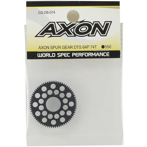 Image of AXON Spur Gear DTS 64P 74T