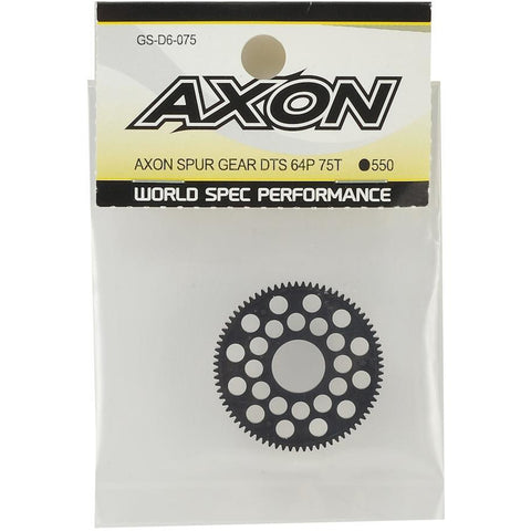 Image of AXON Spur Gear DTS 64P 75T