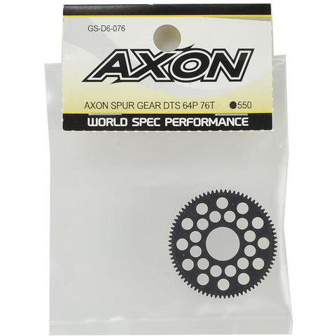 Image of AXON Spur Gear DTS 64P 76T