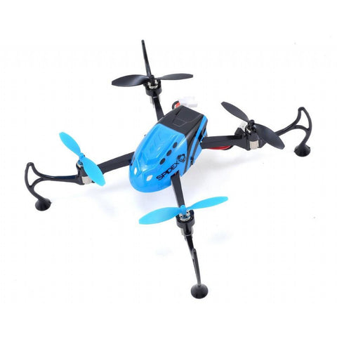 MODE 2 SPIDEX 3D ULTRA-MICRO RTF QUAD - Hearns Hobbies Melbourne - ARES