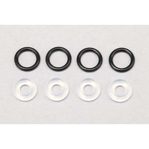Image of YOKOMO BD10 BD10 Oil Bleed O Ring (M/L4pcs each)