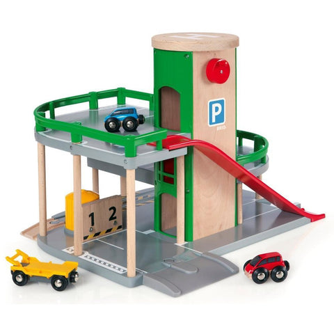 BRIO - Parking Garage 7 pieces (B33204)