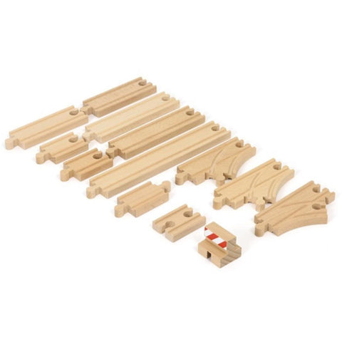 BRIO - Starter Track Pack 13 pieces (B33394)