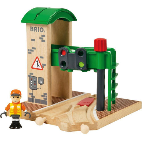 BRIO - Signal Station 2 pieces (B33674)