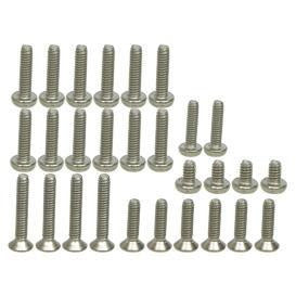 3RACING Titanium Screw Set RC18