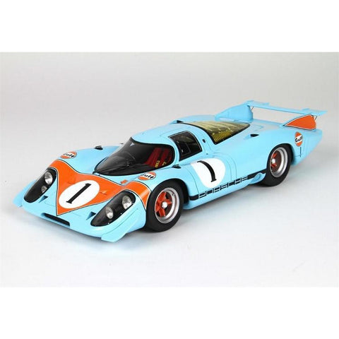Image of BBR 1:18 Porsche 917 Saloon 1969