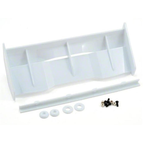 BITTYDESIGN Stealth wing kit for 1/8 buggy-truggy | White