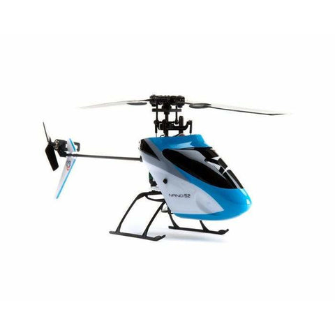 Image of BLADE Nano S2 Helicopter, RTF, Mode 2