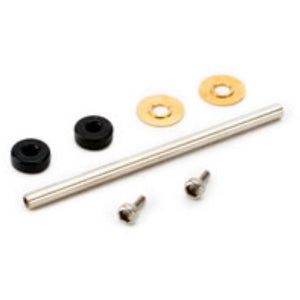 Blade FeatheringSpindlew/O-Rings,Bushings:130 X - Hearns Hobbies Melbourne - BLADE