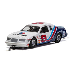 SCALEXTRIC 1:32 FORD THUNDERBIRD - BLUE & WHITE