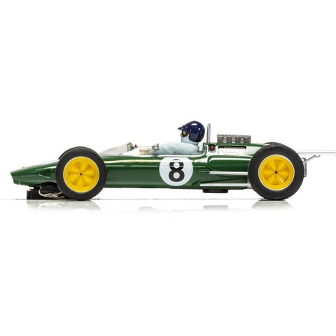 SCALEXTRIC Lotus 25, Jim Clark Monza 1963 First World Championship