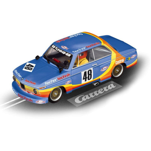 "CARRERA Digital 132 - BMW 2002 TouringCARRERA '75 ""No.48"" - Hearns Hobbies Melbourne - CARRERA"