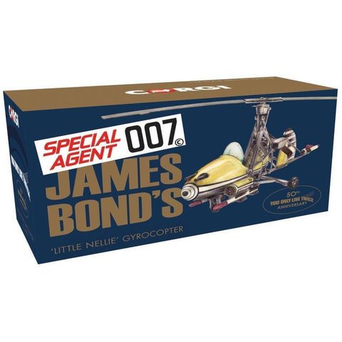 CORGI 1:36 SCALE LITTLE NELLIE GYROCOPTER JAMES BOND YOU ON