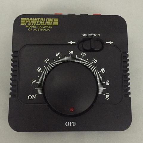 POWERLINE CONTROLLER W/TRANSFORMER - Hearns Hobbies Melbourne - Hearns Hobbies Melbourne - Australia