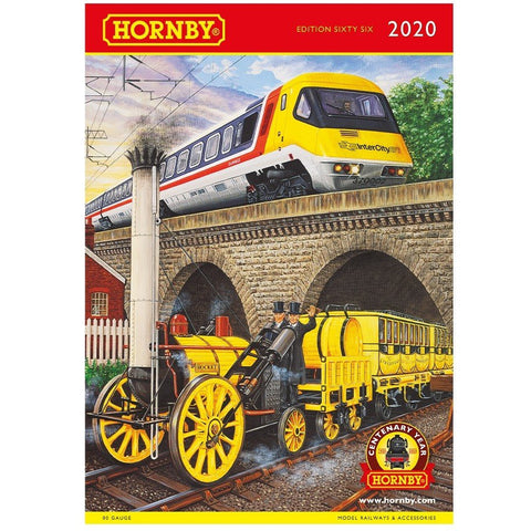 HORNBY 2020 HORNBY CATALOGUE - CENTENARY EDITION