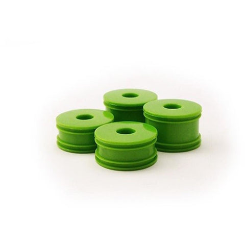 Carisma GT24B GREEN WHEEL SET - Hearns Hobbies Melbourne - Carisma
