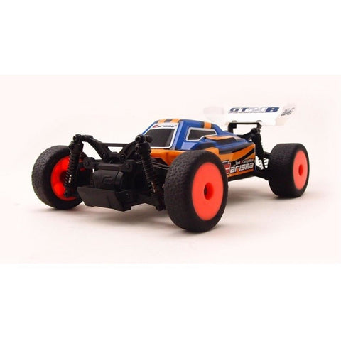 Carisma GT24B 4WD Micro 24th scale Buggy RTR, Blue or Green