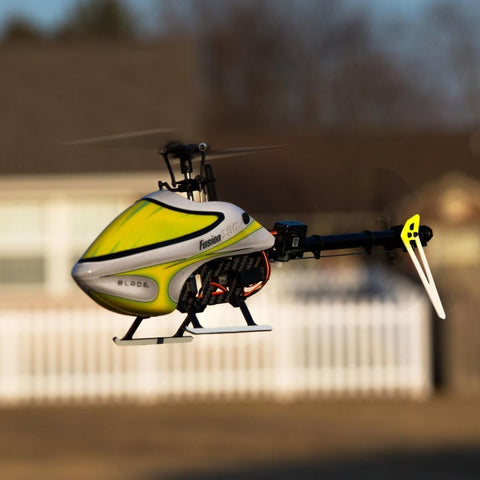 Image of BLADE Fusion 180 RC Helicopter, BNF Basic