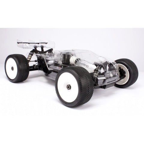 HB D817T 1/8 Competition Nitro Truggy