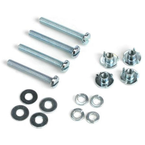 DUBRO 125 MOUNTNG BOLTS & NUTS 2-56 X 1/2 (4 PCS PER PACK) - Hearns Hobbies Melbourne - Dubro