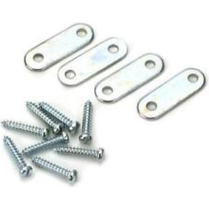 DUBRO 158 STEEL LANDING GEAR STRAP (4 PCS PER PACK) - Hearns Hobbies Melbourne - Dubro
