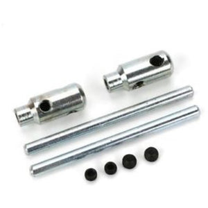 DUBRO 615 E/Z ADJUST AXLE 2in X 5/32in (2 PCS PER PACK) - Hearns Hobbies Melbourne - Dubro