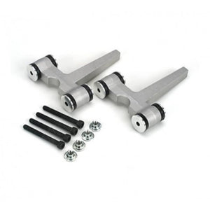 DUBRO 684 MOTOR MOUNT .75 - 1.08, 2-CYCLE (1 PC PER PACK) - Hearns Hobbies Melbourne - Dubro