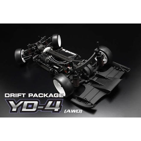 YOKOMO Drift Package YD-4 Kit with FCD1.5 (Y-DP-YD4I)