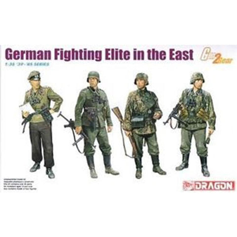 DRAGON 1/35 German Fighting Elite In The East (DR 6692)