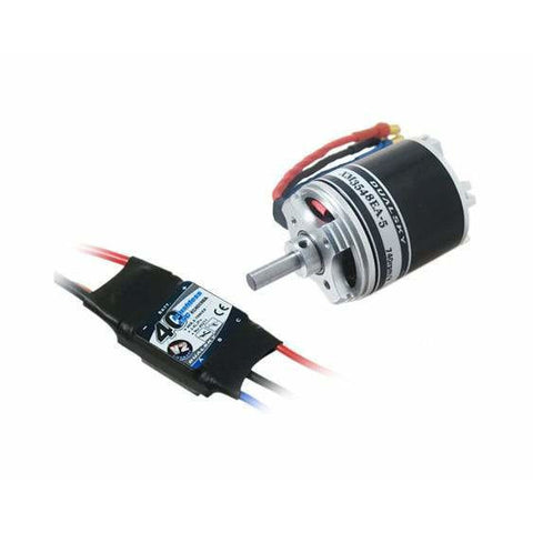 Image of Dualsky 30 Tuning Combo w/motor & ESC