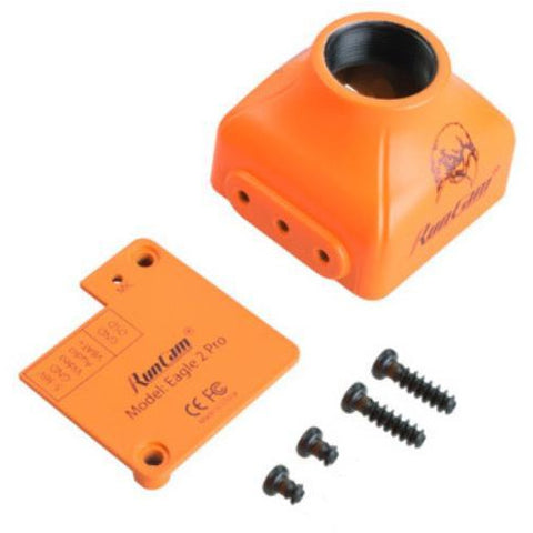 RUNCAM RUNCAM EAGLE 2 PRO REPLACEMENT CASE (ORANGE) (E2P-CASE-OR)