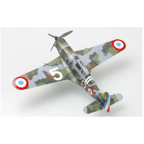 EASY MODEL 1/72 MS406 FRENCH AIR FORCE 6 ESCADRILLE - Hearns Hobbies Melbourne - EASY MODEL