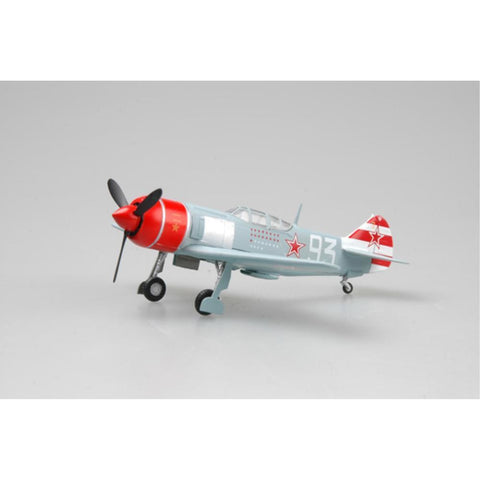 EASY MODEL 1/72 LA7 LT COL S F DOLGUSHIN* 156 GFAR - Hearns Hobbies Melbourne - EASY MODEL