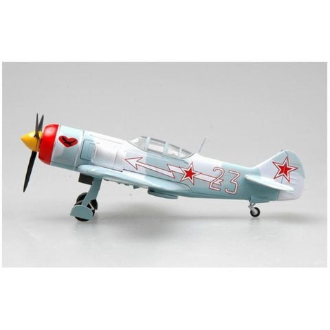EASY MODEL 1/72 LA7 CAPT PY GOLOVACHEV - Hearns Hobbies Melbourne - EASY MODEL