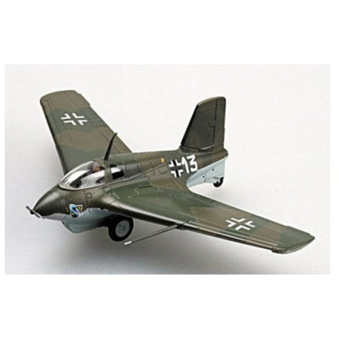 EASY MODEL 1/72 ME163 B1A KOMET 11 JG400 WHITE 13 - Hearns Hobbies Melbourne - EASY MODEL