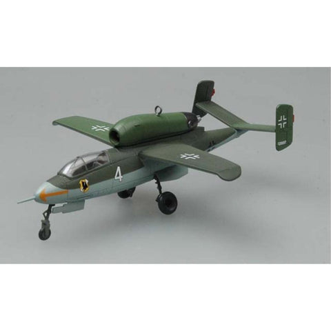 EASY MODEL 1/72 HEINKEL HE162A2 UG1 1945 - Hearns Hobbies Melbourne - EASY MODEL