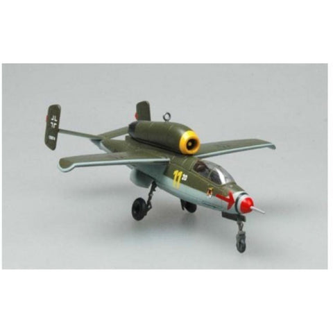 EASY MODEL 1/72 HEINKEL HE162A2 3X31 1945 - Hearns Hobbies Melbourne - EASY MODEL